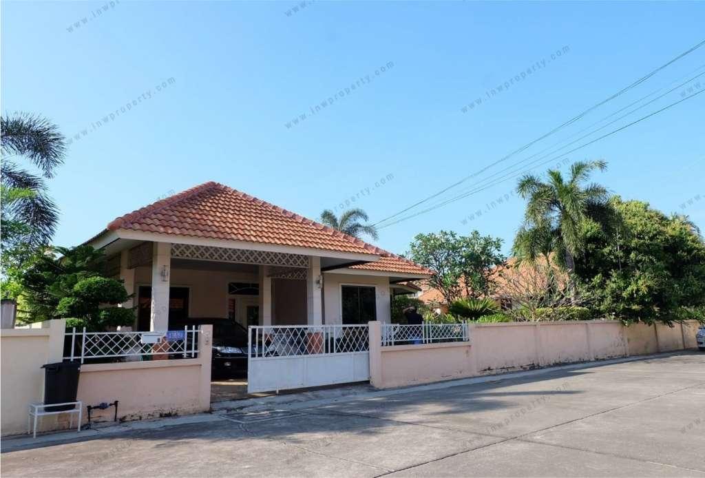 ขาย!! บ้านสวยน่าอยู่ ทำเลดี หมู่บ้านพัทยา ฮิลส์2 Pattaya Hill2